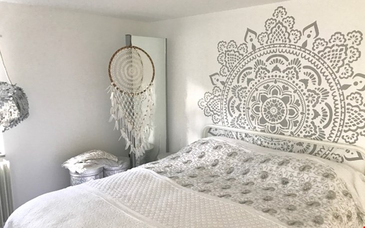 Een drom van een slaapkamer