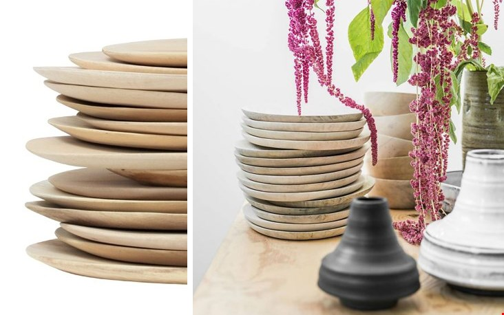wow, mooie houten borden