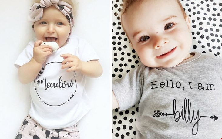shirts met eigen naam