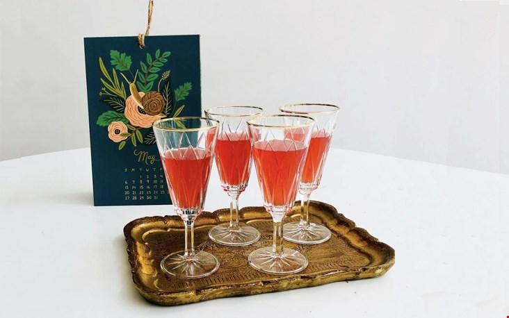 een drankje in stijl