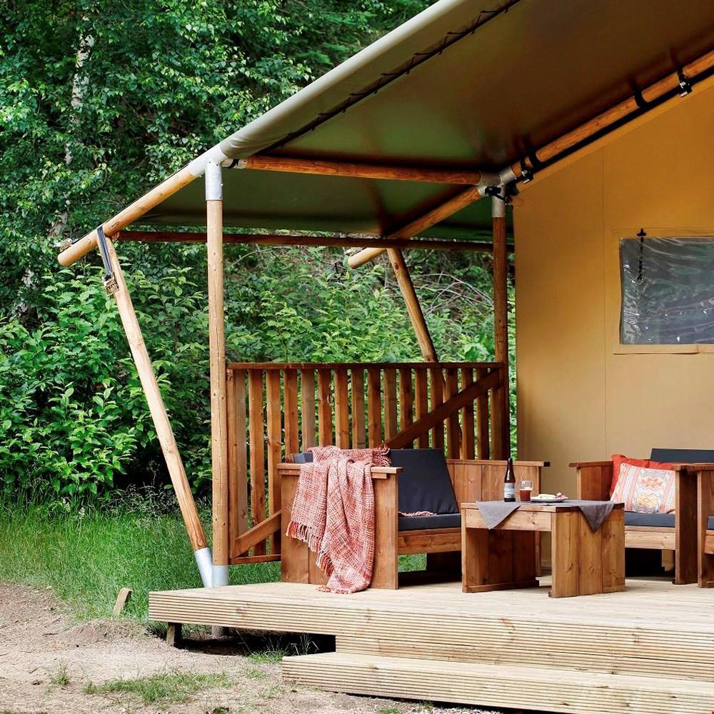 Buitenplaats Beekhuizen Safaritent Flavourites