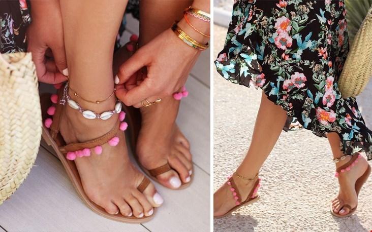 te cute sandalen