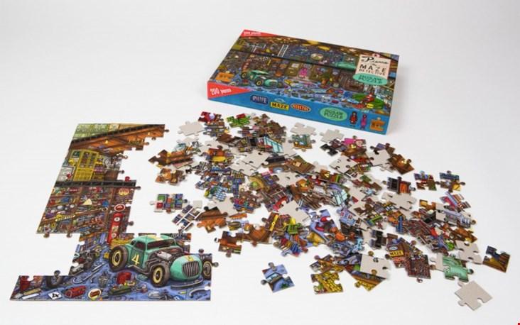 Originele puzzels