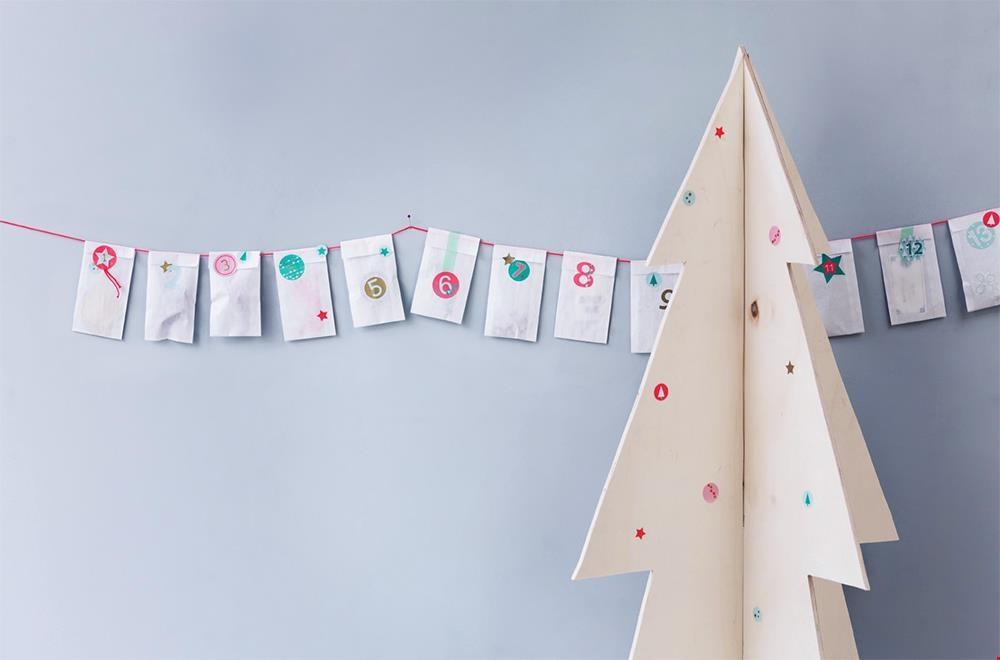DIY advent kalender