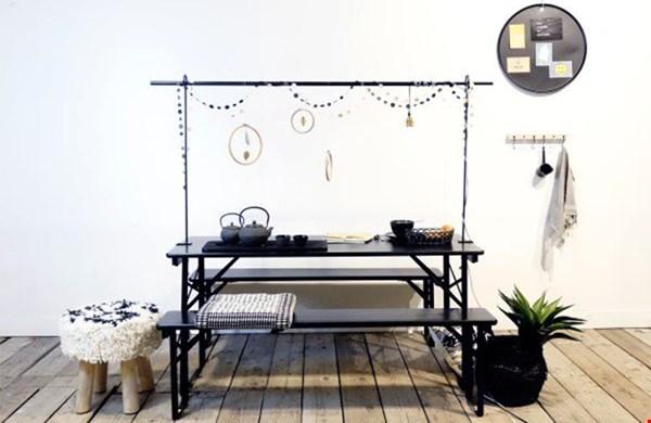 Decoratieve tafelklem
