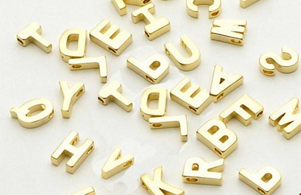 Alle letters van het alfabed!