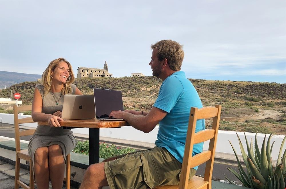 Werken in Tenerife