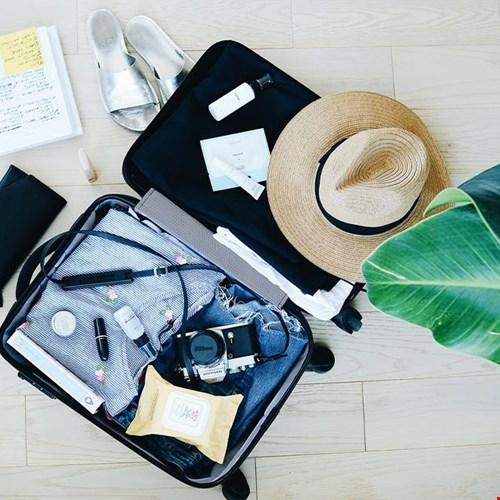 Koffer girl: Tips & tricks voor de vakantiegarderobe
