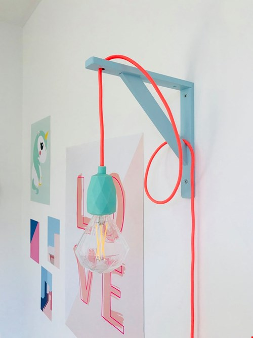 DIY LED-lamp van Snoerboer
