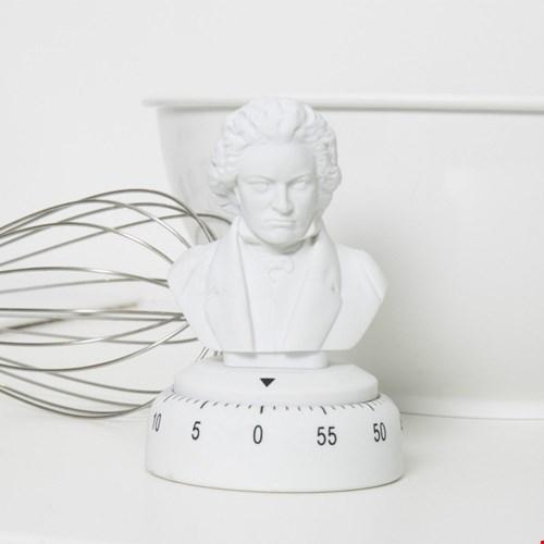 Deze kookwekker speelt Für Elise van Beethoven als hij af gaat