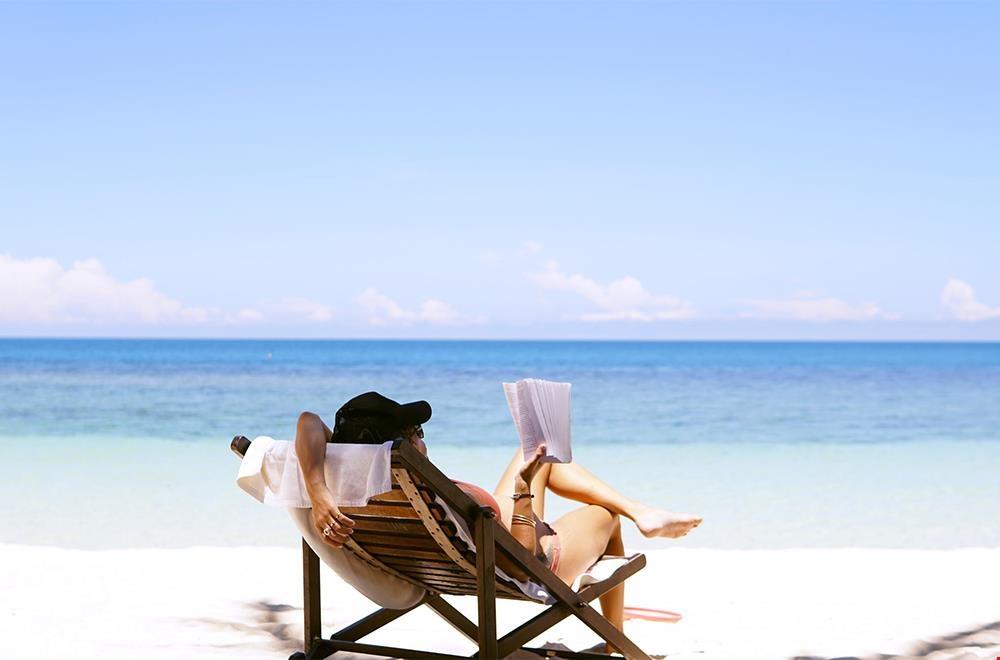 Vakantie creativiteit