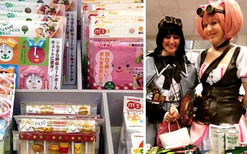 Jawel, de cosplayers! Japan.
