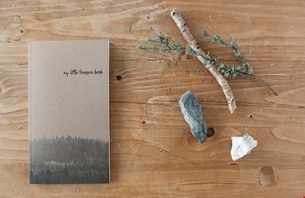 'My little treasure book' van Handwritten