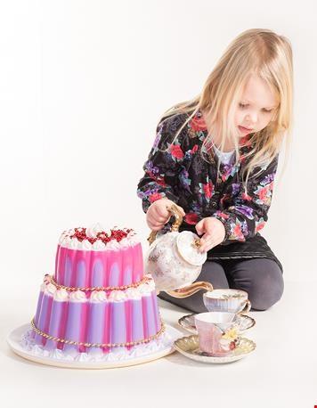 Kopje thee? Stukje taart?