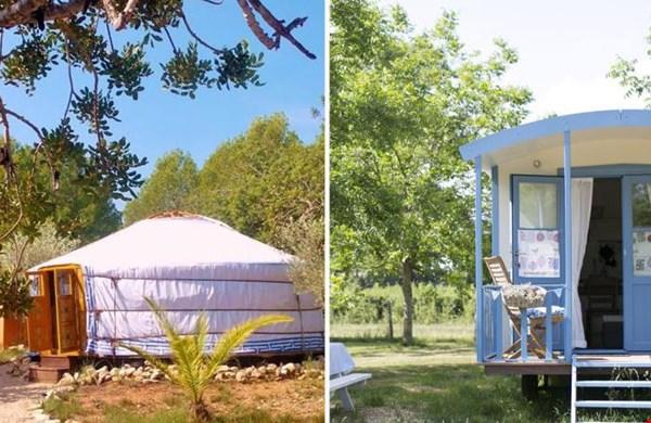 Leuk: een yurt... of een pipowagen