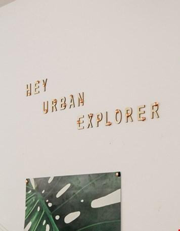 Voor urban explorers