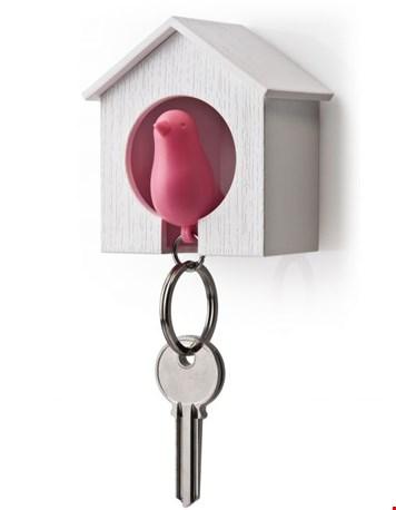 Nooit meer je sleutels kwijt...
