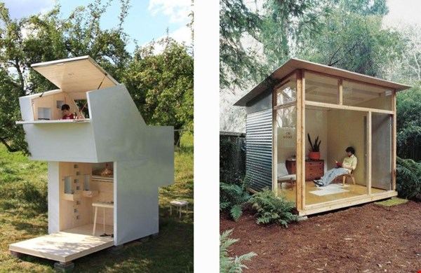 Ga helemaal los op je Tiny House...