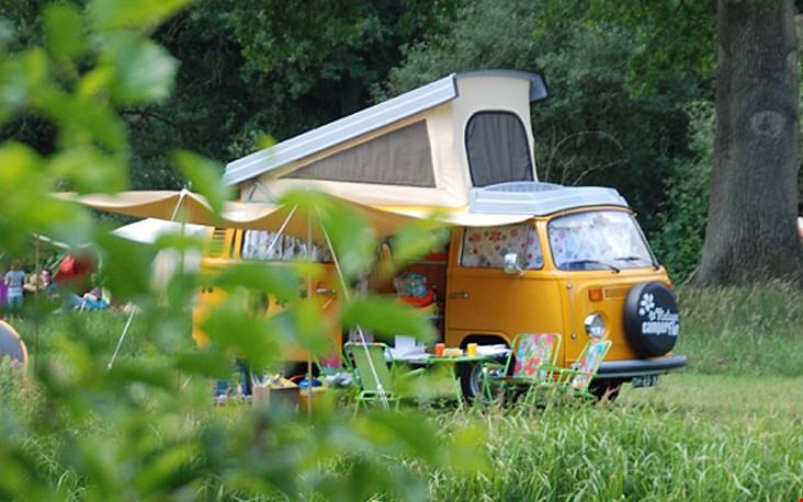 VW-busje kampeervakantie: supercool!