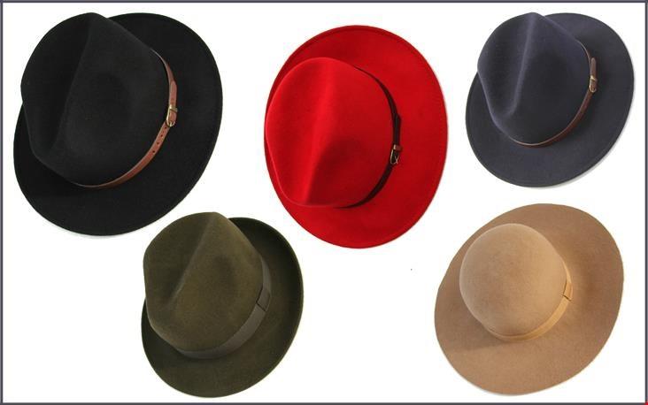Chapeauholic heeft hoeden in allerlei kleuren