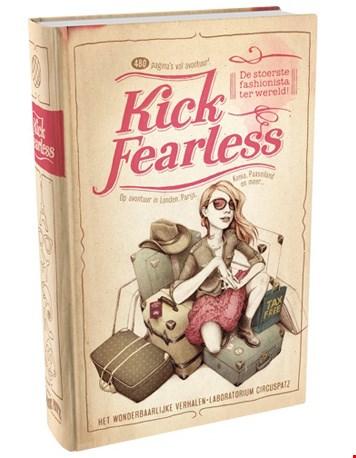 Kick Fearless, voor meiden van 12