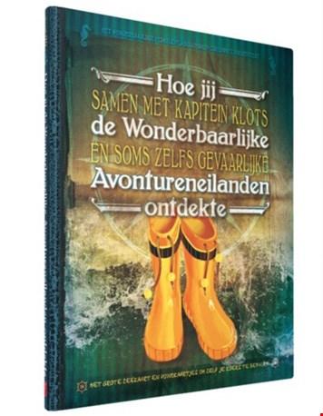 Leuk: het eilandenboek