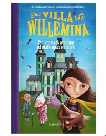 Spannend: Villa Willemina
