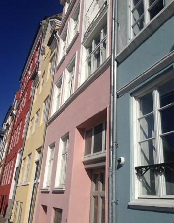 Grachtenpanden aan de fameuze Nyhavn