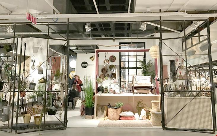 De showroom van Deens.nl