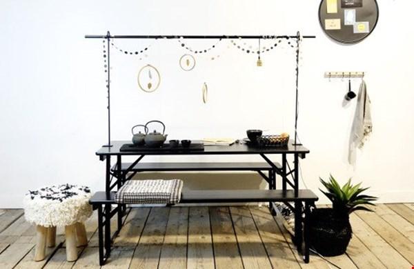 Populair: de tafelklem van Deens.nl