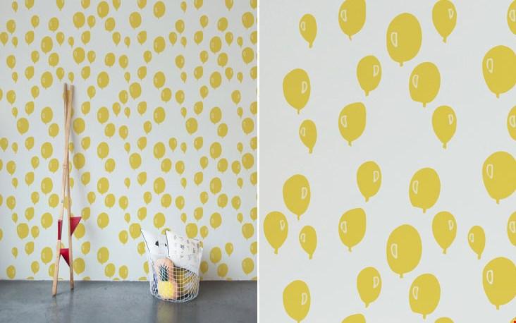 Balloon yellow