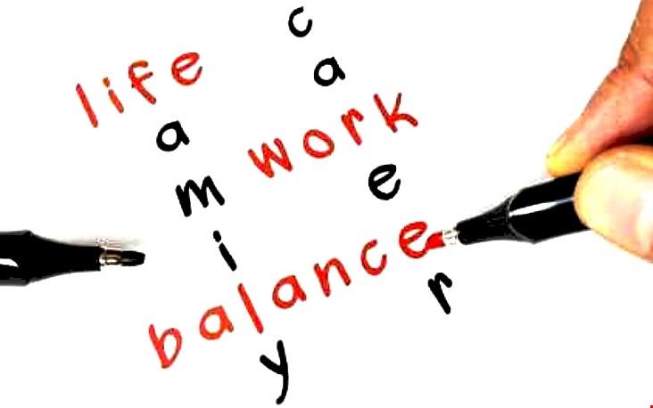 Alles draait om de juiste balans