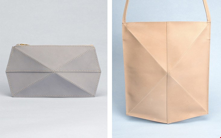 Accessoires en tassen van Zand-erover