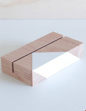 Subtiel en minimalistisch!