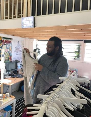 Gersom keurt de nieuwe items