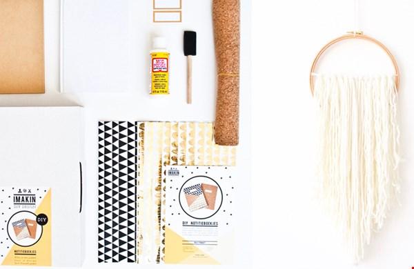 DIY pakketten & wallhanger