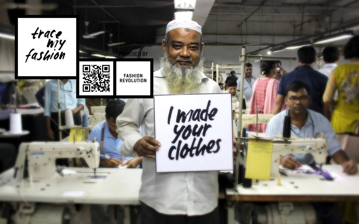 Zo zien dus de makers van jouw kleding eruit