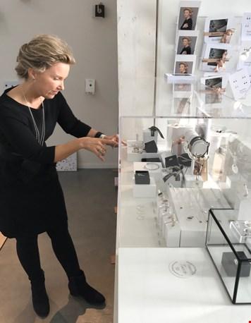 Kaschkain haar showroom