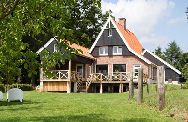 De mooie vakantiehuizen van 't Keampke