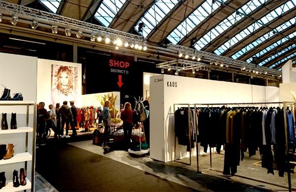 Modefabriek: héél veel mode en accessoires, verdeeld over verschillende districten