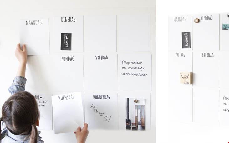 Handige planners van Atelier Kamer26