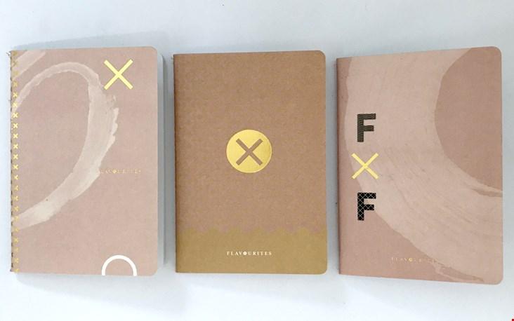 Cadeau voor alle bezoekers: een limited edition notitieboekje!