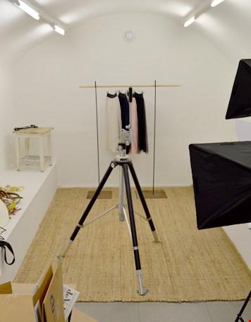 Handig: fotostudio in huis