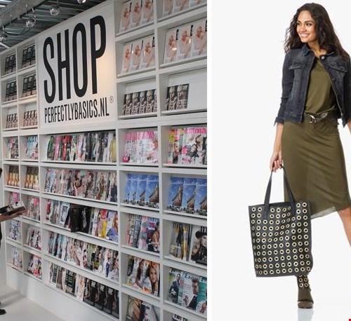 Peter bij de tijdschriften & een 'shop the look'