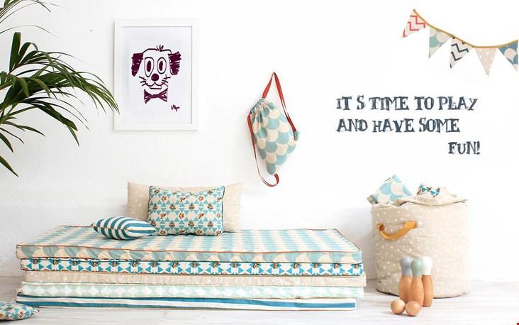 Ik wil ook wel zo'n relaxhoek in de woonkamer...