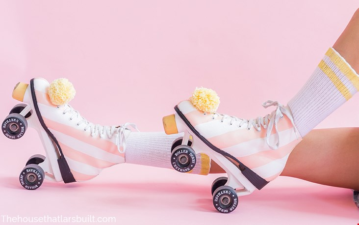 Kom disco rollerskaten!