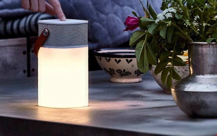 Muziekbox-oplader-lampje