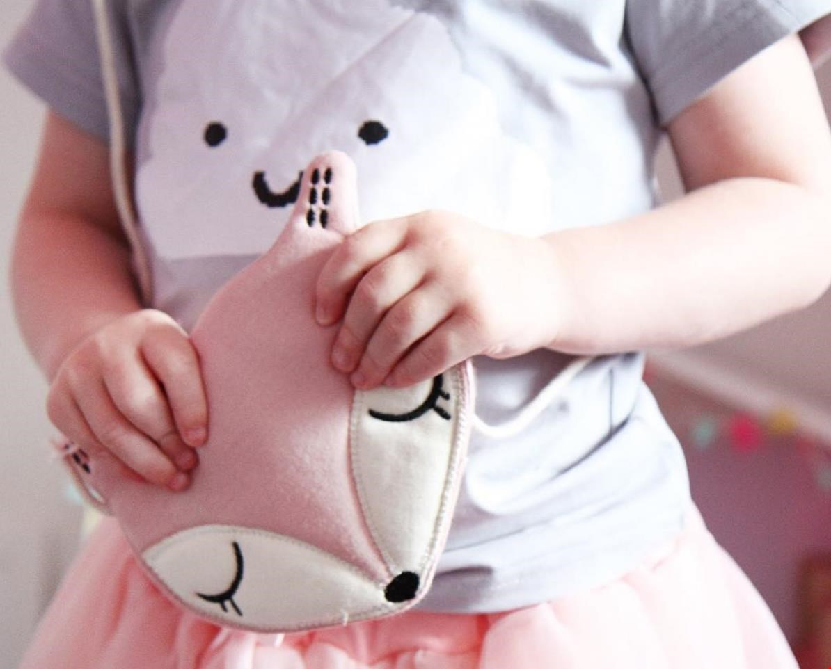 Ook mooi en handgemaakt voor kids en baby: Zussje.nl!