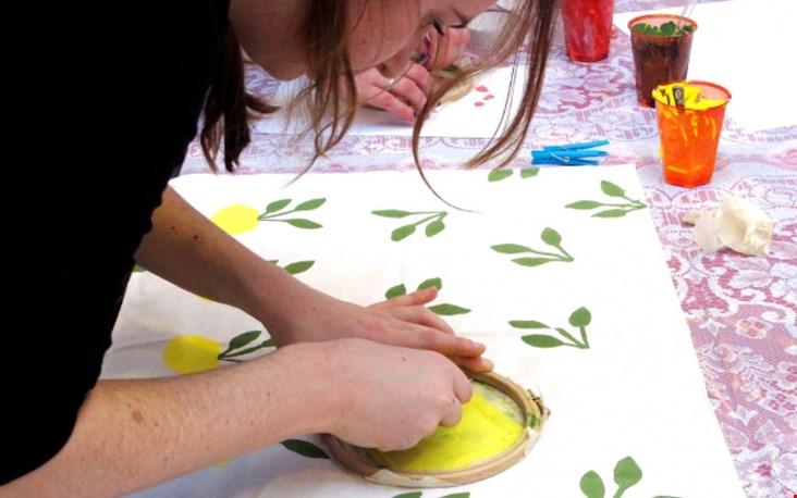 Zeefdrukken en meer leuke creatieve dingen om te doen