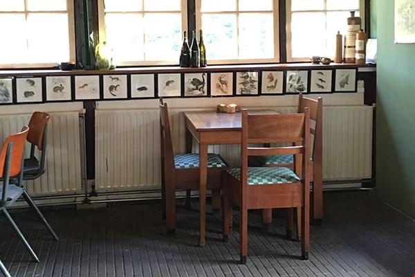 Eethuisje Voscheheugte in Drenthe, ook van binnen idyllisch!